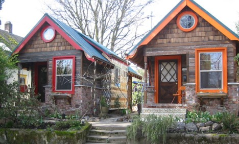 Oregon Garden Cottages